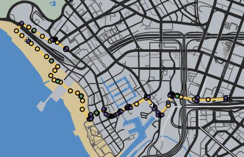 Tour De Santos GTAOe Race Map.png