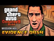 GTA Chinatown Wars - Mission -55 - Evidence Dash