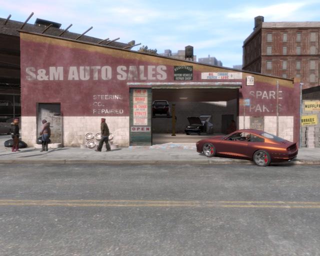 Stevie's Car Thefts