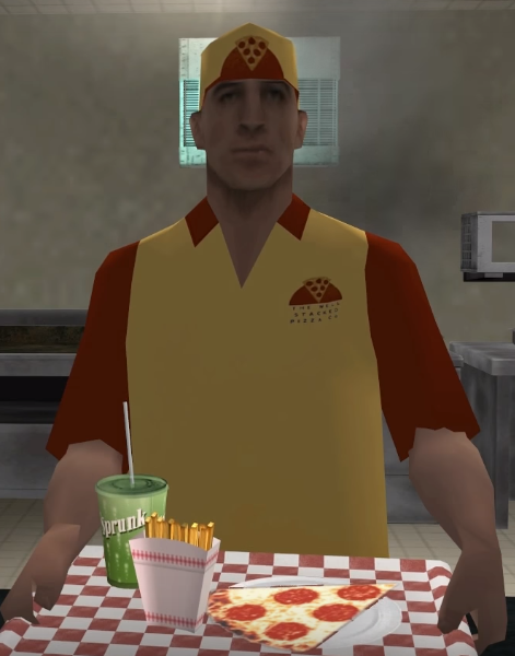 Pizza Clerk