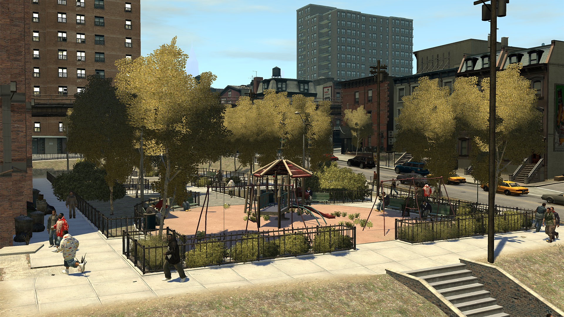 Firefly Projects Park