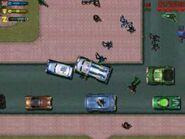 GTA2 - Job -37 Law Enforcement Larceny!