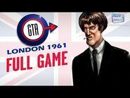 GTA London 1961 - Full Game Walkthrough -All Missions-