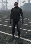 Scuba Suit GTAVpc Franklin DirectorMode