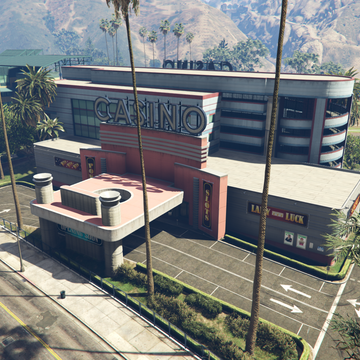 Vinewood Casino Gta Wiki Fandom