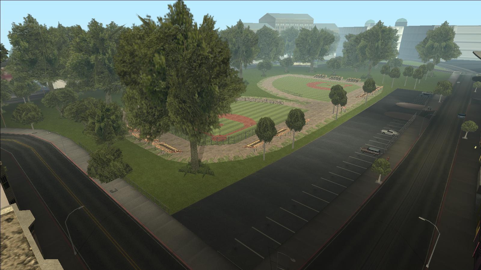 Garcia Baseball Park
