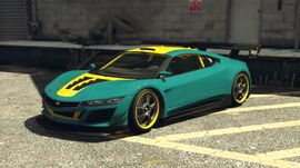 NPC-Modified Jester-GTAV-Front Quarter