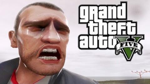 Dodo8/Niko's Reaction to the GTA V Gameplay Video