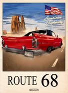 Peyote-Route68-GTAO-VintagePoster