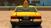 Taxi-GTAIV-Rear