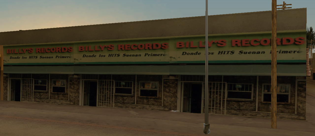 Billy's Records