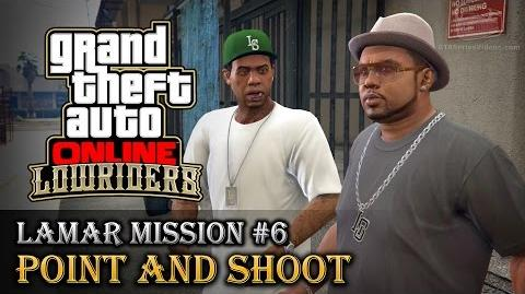 GTA Online Lowriders - Mission 6 - Point and Shoot Hard Difficulty