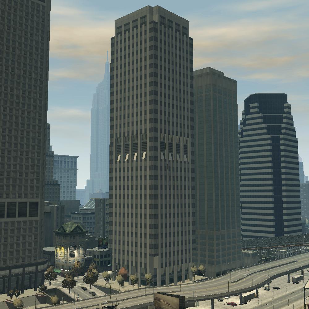 Barium Street Building