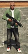 FranklinClinton-GTAV-AssaultShotgun