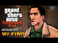 GTA Chinatown Wars - Mission -59 - Wi-Find