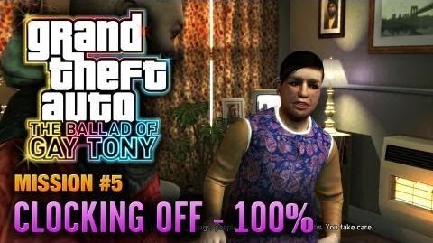 GTA_The_Ballad_of_Gay_Tony_-_Mission_5_-_Clocking_Off_100%_(1080p)
