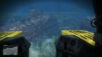 Wreck Submarine GTAV SubView