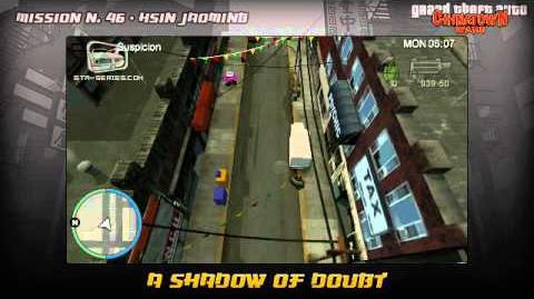 GTA Chinatown Wars - Walkthrough - Mission 46 - A Shadow of Doubt