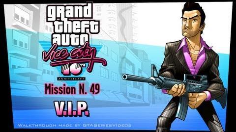 GTA Vice City - iPad Walkthrough - Mission 49 - V.I.P.