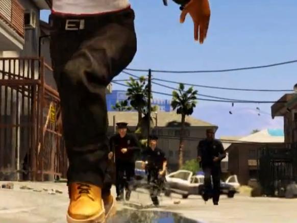 Boomer8/Female Cops in GTA V?