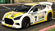 "FlashGT-GTAO-front-GlobeOil""7""Livery"