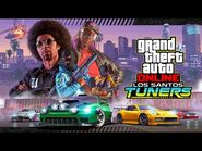 GTA Online- Los Santos Tuners — Out Now