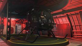 Sparrow3-GTAO-LeavingSubmarine