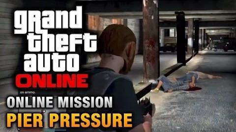 GTA Online - Mission - Pier Pressure Hard Difficulty