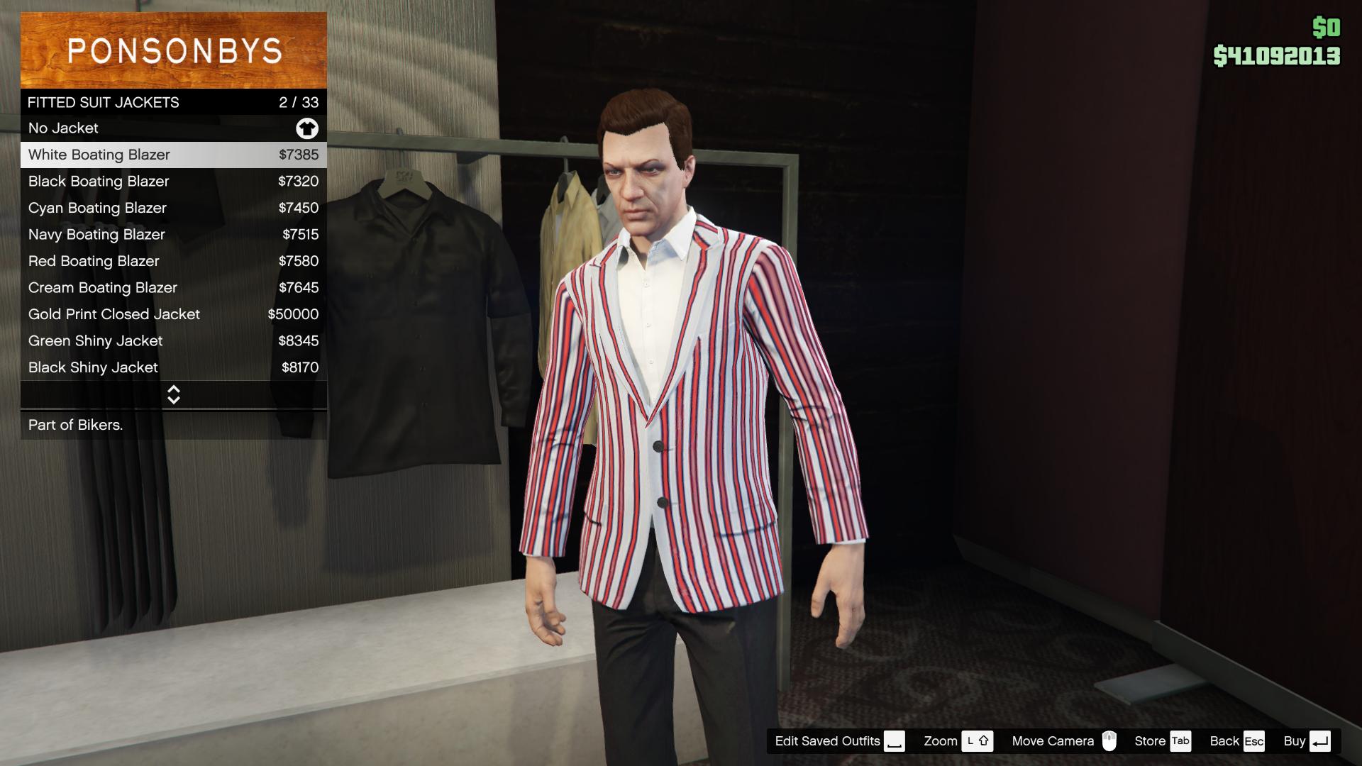 GTA Online: Bikers/Character Customization