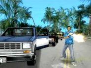 Grand Theft Auto Vice City - Clip 12 - Spas12