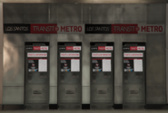LSTMetro-GTAV-TicketMachine