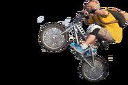 BMXing-GTA V