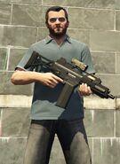MichaelDeSanta-GTAV-SpecialCarbine