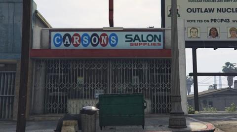 Carson's Salon Supplies
