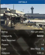 Wingin It GTAO Deleted