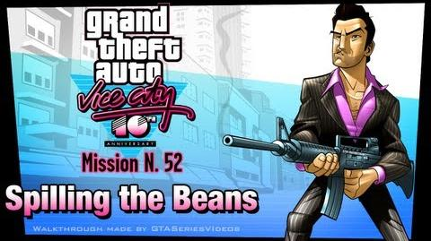 GTA Vice City - iPad Walkthrough - Mission 52 - Spilling the Beans