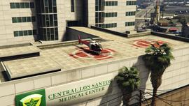 CentralLosSantosMedicalCenter-GTAV-Helipad