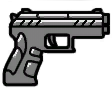 CombatPistol-GTAVPC-HUD