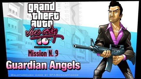 GTA Vice City - iPad Walkthrough - Mission 9 - Guardian Angels