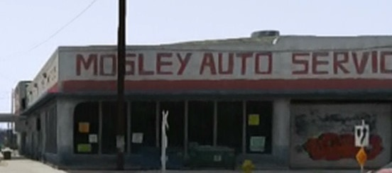 Mosley Auto Service