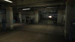 ThreeLeafClover-GTAIV-SubwayStationFight