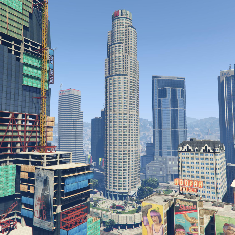 Maze Bank Tower