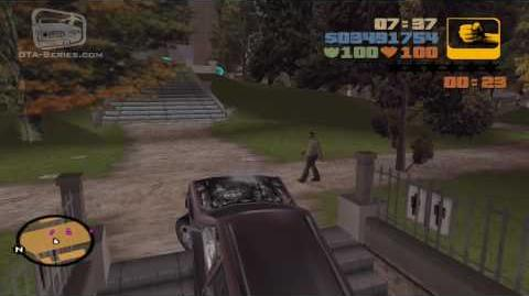 GTA 3 - Walkthrough - Offroad Challenge - A Ride in the Park