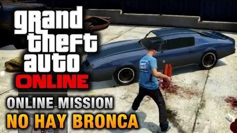 GTA_Online_-_Mission_-_No_Hay_Bronca_Hard_Difficulty