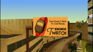 KronosTwatch GTAVCS