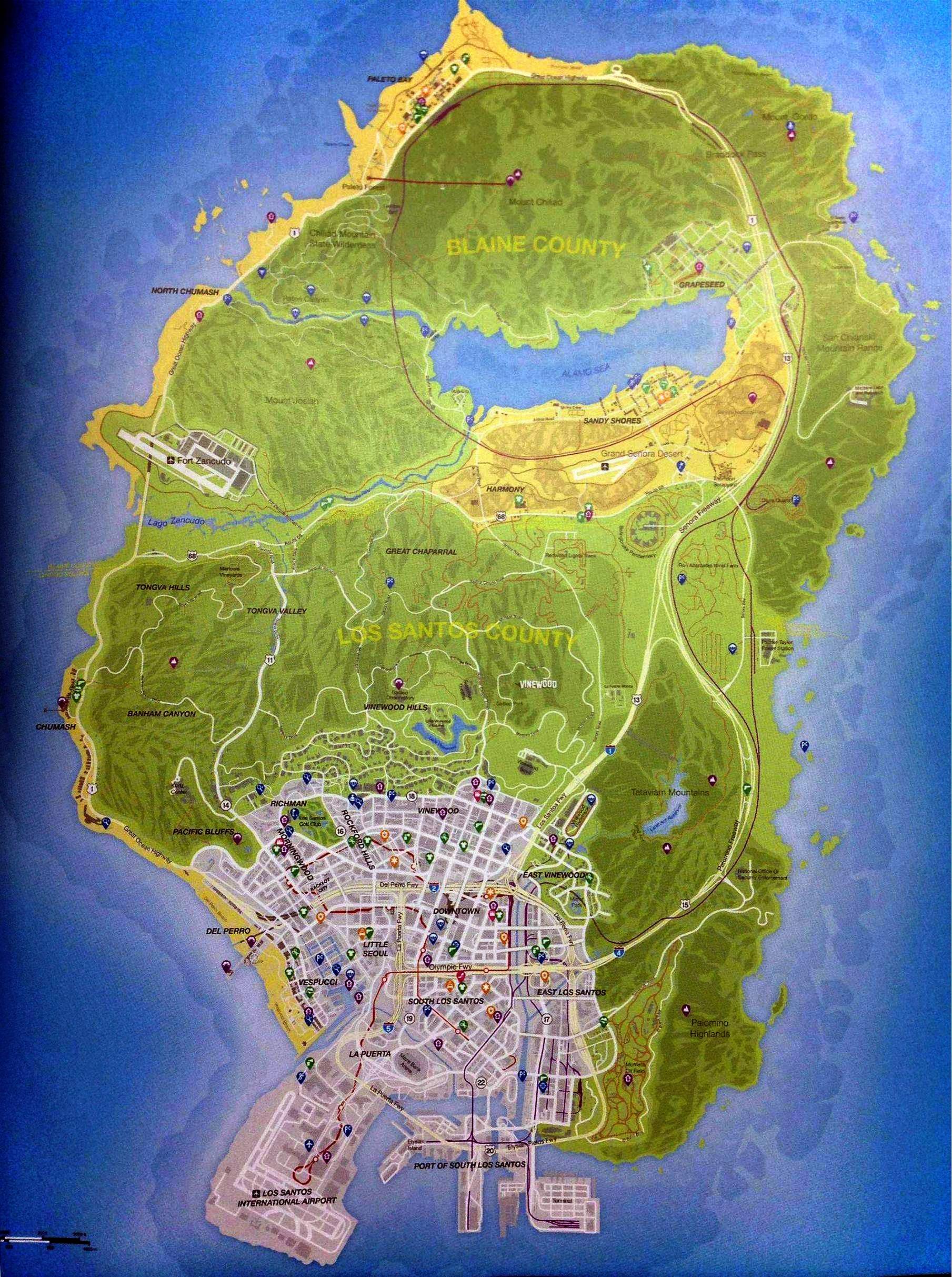Abs.1998/Grand Theft Auto V DLC