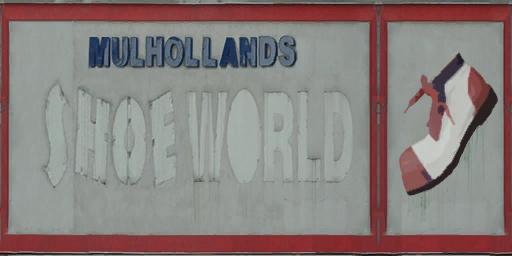 Mulhollands Shoe World