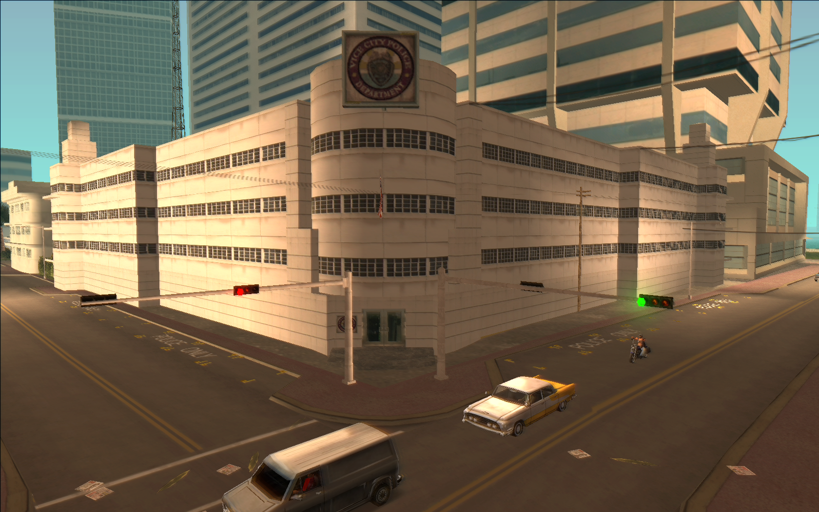 Downtown Police Station