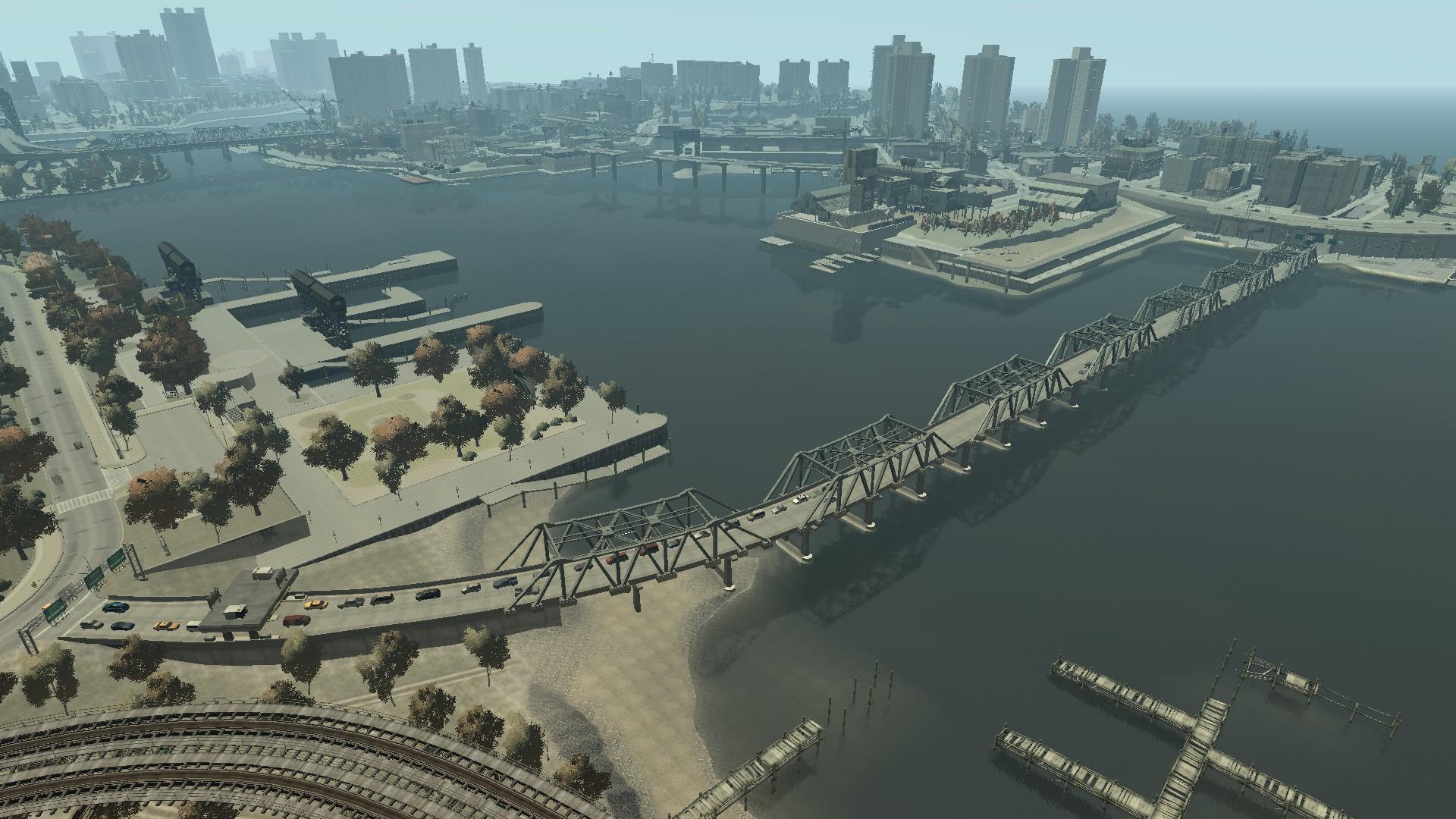 Dukes Bay Bridge