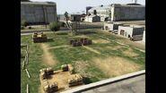 Fort Zancudo Training Area